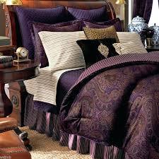 purple paisley bedding chaps by jewel tone purple paisley queen comforter set purple paisley sheets queen purple paisley comforter sets