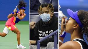 It's unclear how long naomi and ybn cordae have been dating or how they met. Naomi Osaka Cheered By Her Boyfriend Cordae At Us Open Match From Stands Youtube