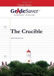 the crucible characters gradesaver  the crucible study guide