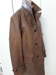 hugo boss model jasen men s leather jacket coat