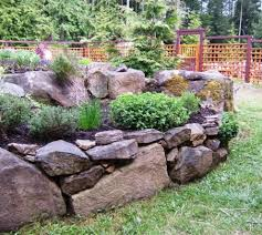 Small Picture The 25 best Rock wall gardens ideas on Pinterest Rock wall