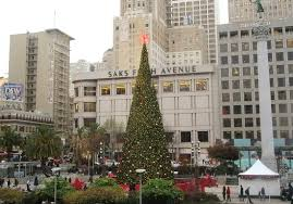 Christmas In San Francisco 11 Things To Do With Kids To Christmas Tree In San Francisco