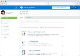 Homework To Do List Manage Homework Online With Show My Homework Satchel