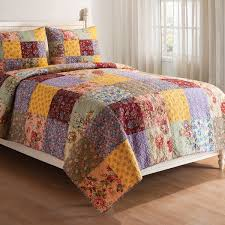 Floria Cotton Quilt Set - On Sale - Free Shipping Today ... & Floria Cotton Quilt Set Adamdwight.com