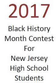 black history month contest and reception