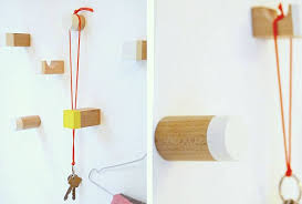 View in gallery Building block wall hooks