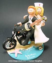 Harley Davidson Cake Decorations Harley Davidson Wedding Cake Toppers