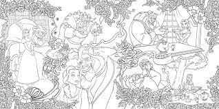 大人ディズニー 愛の贈りもの 素敵な塗り絵レッスンブック株式会社