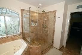 oval tub shower combo corner tub shower impressive dark corner tub amp shower seat master bathroom reconfiguration within modern oval