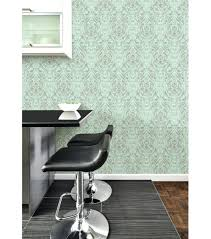 damask office accessories. Inspiring Nomad Damask Peel And Stick Wallpaper Office Style Black Desk Accessories