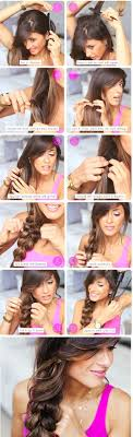 Hairstyles For School Step By Step Cute And Easy Girls Hairstyles For School Step By Step 1000
