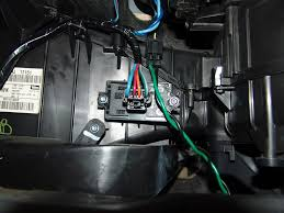 sparky's answers 2006 jeep grand cherokee, blower only works on high Ac Blower Resistor Motor Wire Harness 2006 Chevy Trailblazer Ac Blower Resistor Motor Wire Harness 2006 Chevy Trailblazer #33