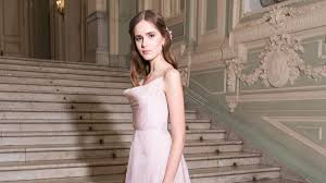Чайная роза: Соня Тарханова в <b>Christian Dior Couture</b> на Балу ...