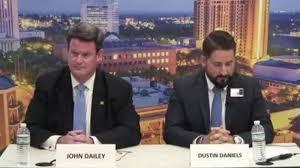 Accusations fly between John Dailey, Dustin Daniels in Tallahassee Mayor  race