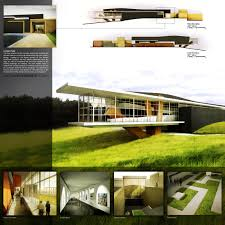 Landscape Design Presentation Board Past Presentation Boards Part 3 Visualizing Architecture