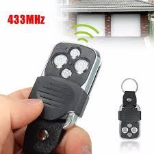 universal nel wireless rf remote control duplicator copy 433mhz electric gate garage door key switch fob