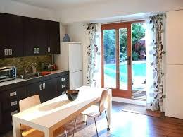 kitchen sliding door curtains kitchen sliding door curtains pattern kitchen sliding glass door curtain ideas kitchen