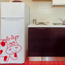 Fridge Stickers Compare Prices On Cow Fridge Stickers Online Shopping Buy Low
