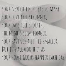 75 Best New Baby Wishes Quotes To Write In A Card