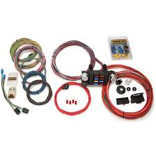 speedway universal 20 circuit wiring harness shipping painless wiring 10308 18 circuit modular wiring harness