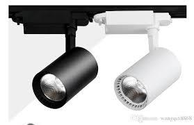 track lighting spotlights. 20W COB LED Track Light Led Rail Lamp Leds Spotlights Iluminacao Lighting Fixture For Shop Store B