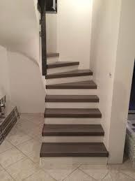 Escalier Beton Marche Bois Excellent Clairage Marche Escalier