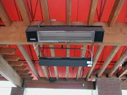 natural gas patio heater ceiling mount