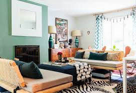 Ranch House Interior Designs Extraordinary A Family's Eclectic Style Transforms A MidCentury Ranch Home