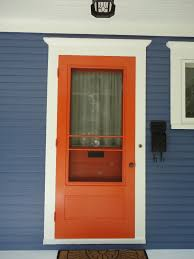 Orange front door Feng Shui orange Front Doorlike The Color Scheme Pinterest The Latest Front Door Ideas That Add Curb Appeal Value To Your Home