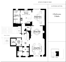 Manhattan 4 Bedroom Apartments B56 For Simple Home Design Style With Manhattan  4 Bedroom Apartments
