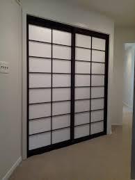 japanese shoji screens for sliding glass doors photo 2
