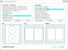 Cd Case Dimensions Cardboard Case Template Free Templates Design Jewel Insert Printable