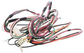 ipso d511792p washer dryer harness electronic upper pkg Ipso Washers at Ipso Dryer Parts Wire Harness