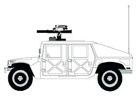 Jeep Coloring Pages Jeep Coloring Page Army Jeep Coloring Pages