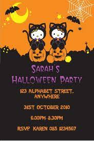 Halloween Invitations Cards Halloween Invitations For 2016 Kids And Adults Parties 99