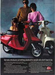 general yamaha scooter information riva 50 80 full size