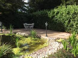sublime koi pond designs and water garden ideas for modern decking