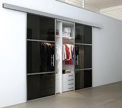 sliding aluminum doors linear