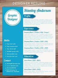 Eye Catching Graphic Designer Resumes HOW Design Good Graphic Design Resume