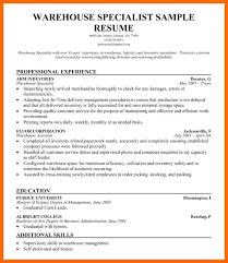 Federal Resume Templates Beauteous Federal Resume Sample Logistics Dadajius
