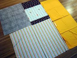 8 Amazing Modern Quilt Backs | Sew Mama Sew & Quilt Backings by Rachel of Stitched in Color Adamdwight.com