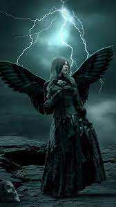 Gothic Angel Wallpapers - Wallpaper Cave