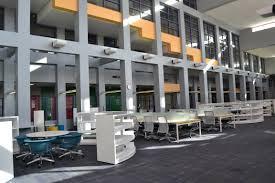 modern library furniture. Steel Radius Shelving System Modern Library Furniture