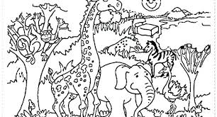 Coloring Pages Africa Animals Coloring Pages To Print World Map