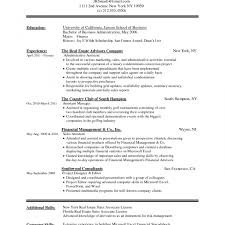 Company Resume Format 19 Reasons Why This Is An Excellent Resume