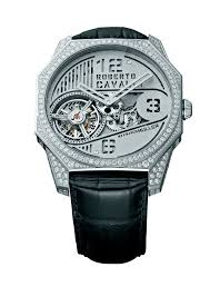 roberto cavalli collaborates franck muller for a signature roberto cavalli by franck muller dual masters collection