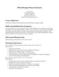 Dental Specialist Resume Resume Templates Dental Office Manager
