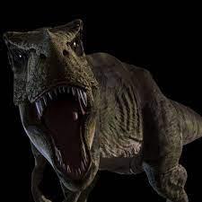 The T-Rex 3D Model