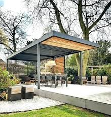 metal roof patio cover modern patio cover modern patio modern patio roof modern metal patio metal