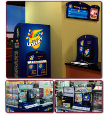 Illinois Lottery Vending Machines Stunning Custom Lottery Displays And Playslip Holders
